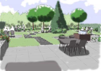 Jardins Gottri Remy PERS-HOTEL-EUROPE-Terrasse-jour-compressor-400x284 Bureau d'étude pro