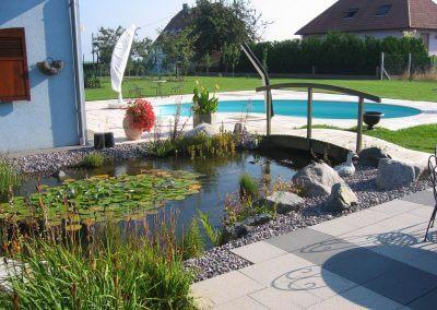 Jardins Gottri Remy BASSIN-400x284 Entretien des espaces verts particulier