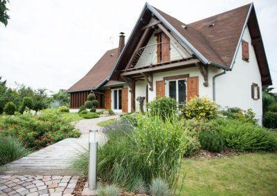 Jardins Gottri Remy MASSIFS-VARIES-400x284 Créations végétales particulier