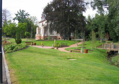 Jardins Gottri Remy SCHWEIGHOUSE-SUR-MODER-BIBLIOTHEQUE-400x284 Créations végétales pro